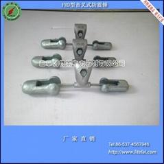 防震锤光缆电力金具