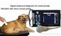 Handheld Veterinary ultrasound scanner