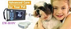 Veterinary ultrasound scanner EW-B10V