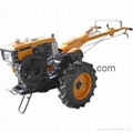 8hp China farm walking tractor, hand tractor 4