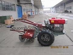 15hp motoblok, hand tractor