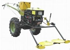 手扶、小四輪用前置割草機