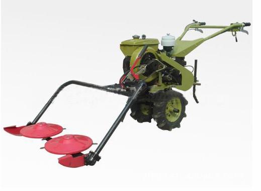 手扶、小四轮用前置割草机 3