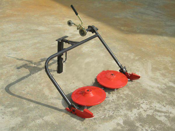 手扶、小四輪用前置割草機 4