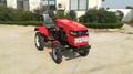 农用小型四轮拖拉机配旋耕机 4