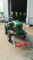 grass mower for motoblok OR mini tractor