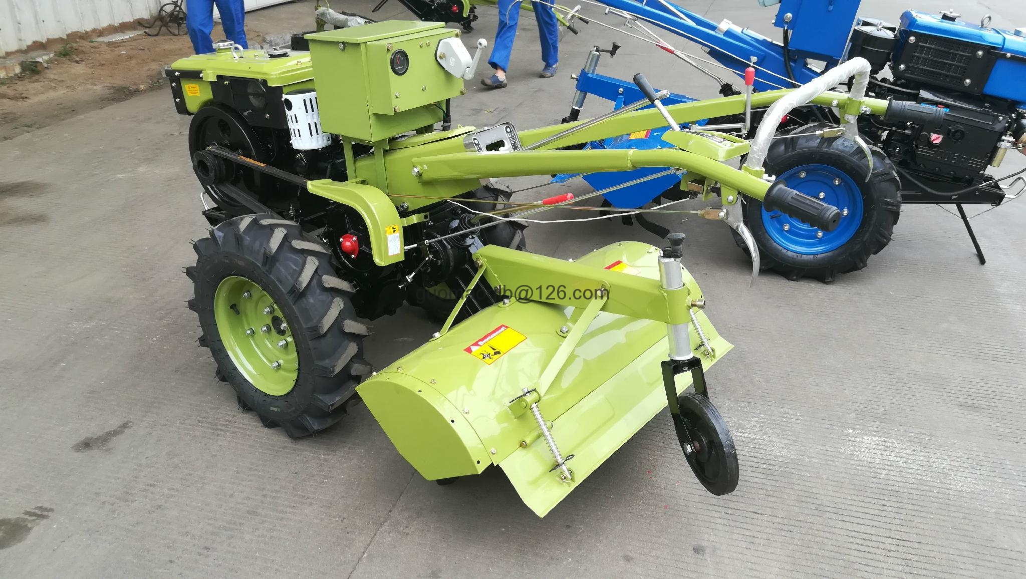 8-12hp hand tractor,farm motoblok for Ukraine  4