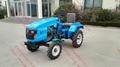12hp or 15hp or 18hp  mini farm tractor, farm motoblok 3