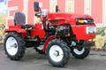 农用小型四轮拖拉机配旋耕机 6