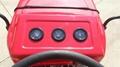 mini four wheel tractor,12/15hp 7
