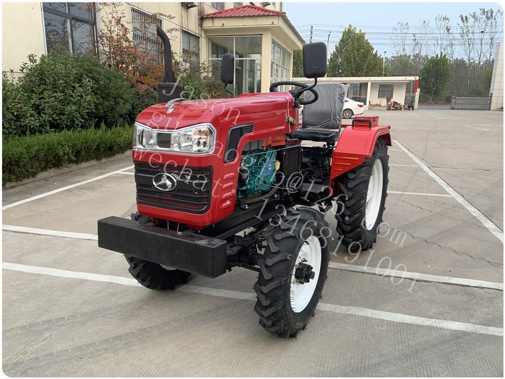 Shifeng SF240/SF244, 4WD farm tractor 1