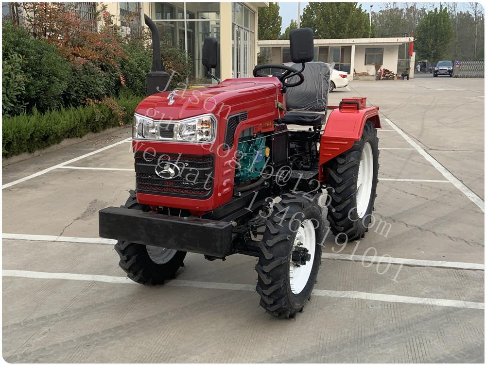 Shifeng SF240/SF244, 4WD farm tractor 3