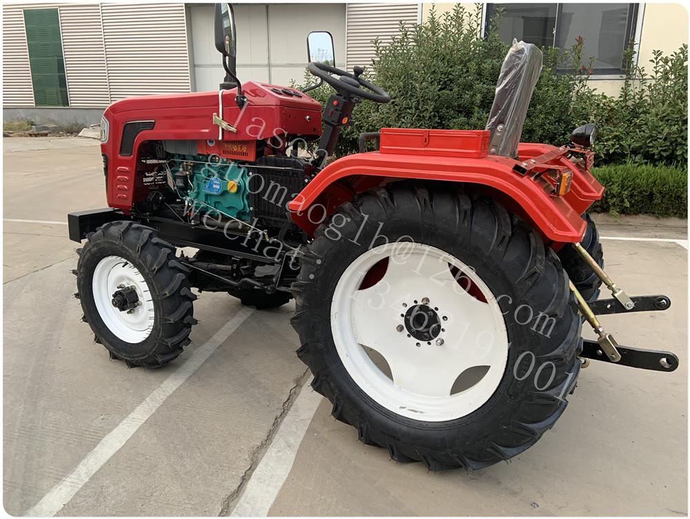 Shifeng SF240/SF244, 4WD farm tractor 4