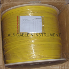 Duplex 8 Type Flexible Fiber Optical Cable