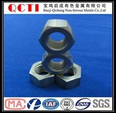 DIN stanrad titanium screw