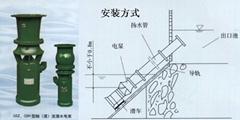QSZ,QSH系列湿式潜水电泵
