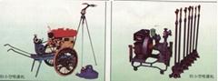 人工移管式轻小型喷灌机