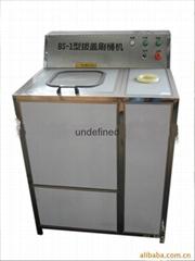 桶裝水純淨水洗桶拔蓋機