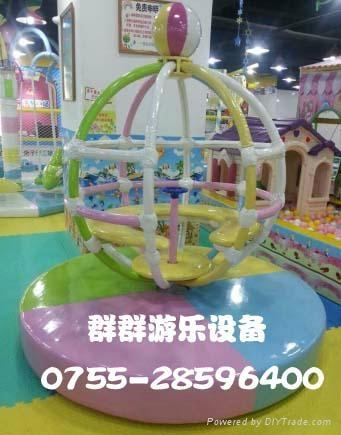 儿童室内淘气堡 1