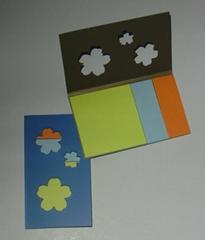 fluorescent sticky pads