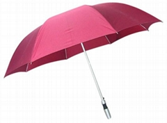straight umbrellas