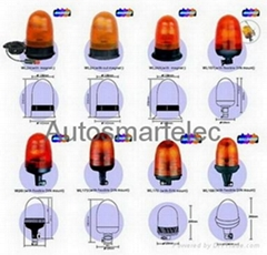 car warning light