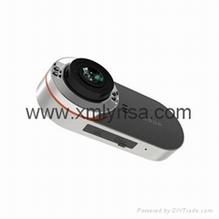 1080P HD 120° wide angle view car DVR