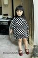 Etonzoe Kids One Piece Dress Woolen
