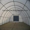 Semi-circular Shelter