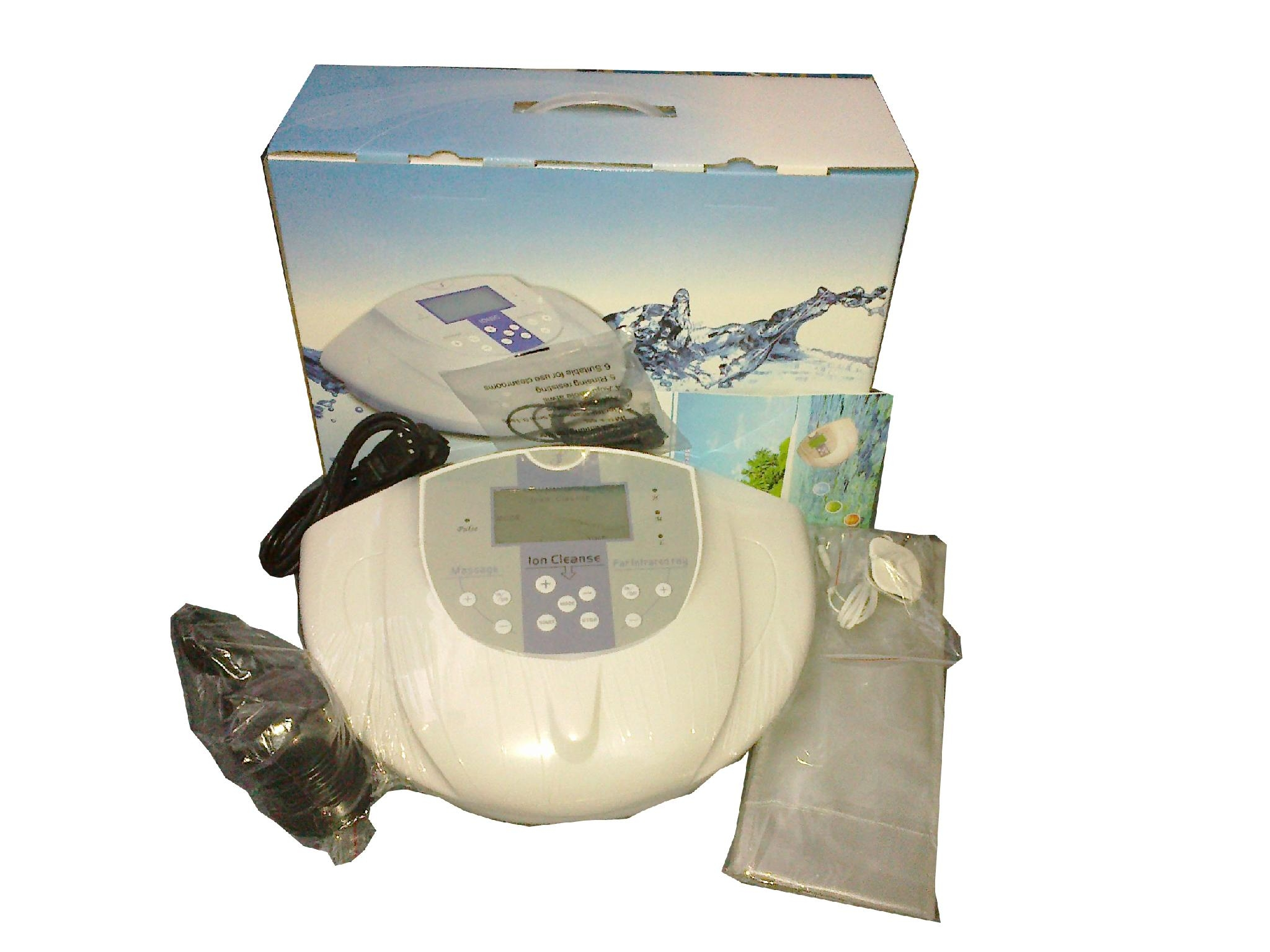 Detox Foot Massager with Massage Pads 4
