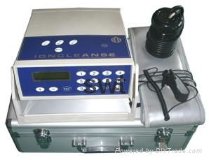 Ion Cleanse Detox Foot SPA with Si  er Case 2