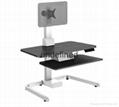 Manually Adjustable Desk Ak02ht Aj Aoke China