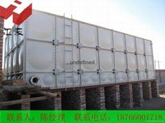 裝配式SMC給水箱