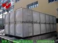 長期供應匯友玻璃鋼裝配式水箱 2