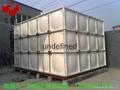 長期供應匯友玻璃鋼裝配式水箱 4