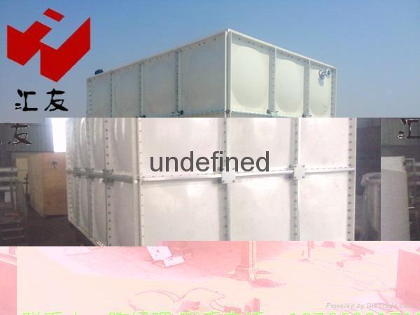 長期供應匯友玻璃鋼裝配式水箱 3