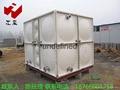 長期供應匯友玻璃鋼裝配式水箱 5