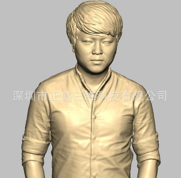 动漫玩具3D扫描仪 4