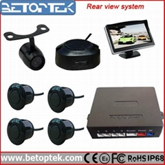 Rear  view parking sensor kit