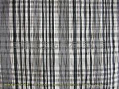 襞褶布  (管状色织面料)