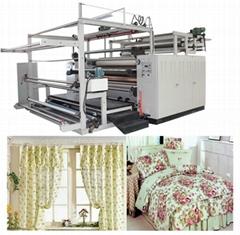 Thermal transfer printing machine