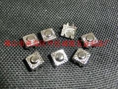厂家直销箱包皮具装饰平面爪钉爪珠