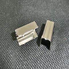 厂家直销各种尺寸金属环保线夹有现货