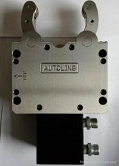 台湾AUTOLING   可编程自定心精密油压中心架
