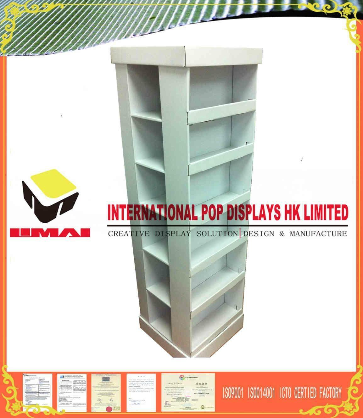 Customize Shop Promotion Corrugated Cardboard Pallet Display For Promotion 1