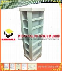 Customize Shop Promotion Corrugated Cardboard Pallet Display For Promotion