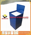 Cardboard Dump Bin With ISO9001