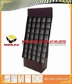 Candy And Toy For Promotion Cardboard Floor Display With One Color Printing 1