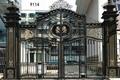 wrought iron garden gates 1