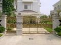wrought iron garden gates 2